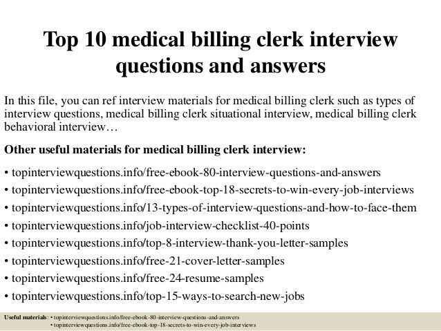 top-10-medical-billing -clerk-interview-questions-and-answers-1-638.jpg?cb=1426761284