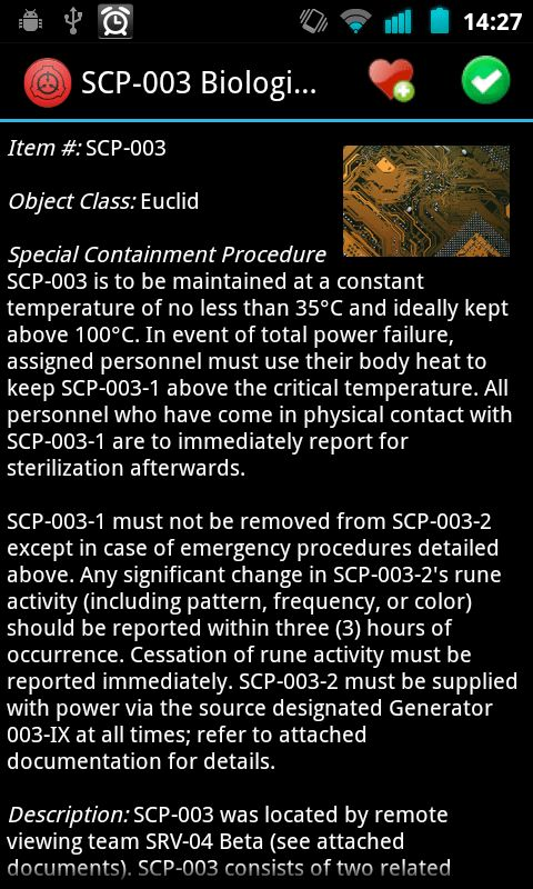 SCP Database - Android Apps on Google Play