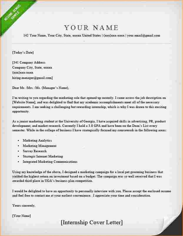 2016 cover letter examples - Business Proposal Templated ...