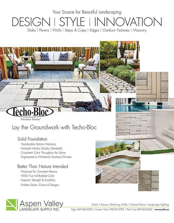 Our Portfolio - Aspen Valley Landscape Supply Inc. - Print Ad ...