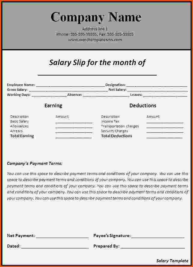 12+ salary proposal template | Survey Template Words