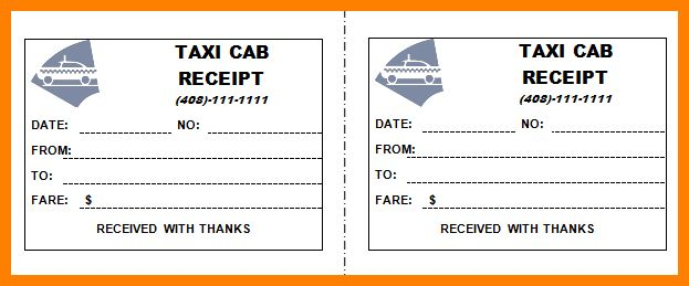 4+ taxi bill format | portfolio covers