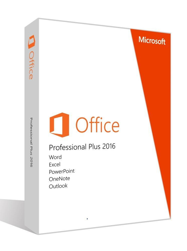 Office Professional Plus 2016 Product Keys