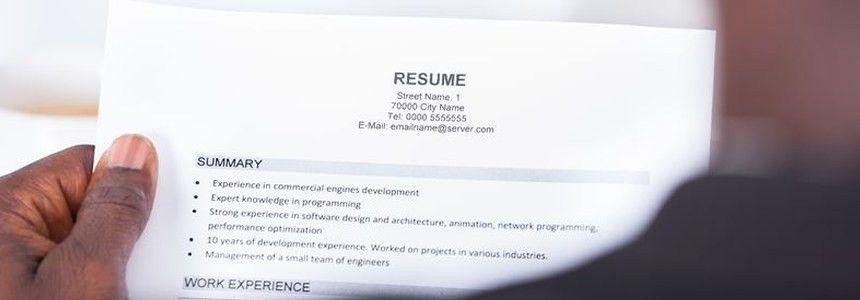 Do I need a resume? - Career Coach Kevin Tucker