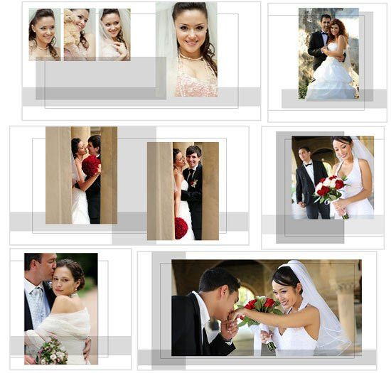 107 PSD Wedding Templates