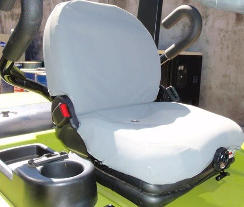 Clark Equipment Forklift CMP50D - Dingo Seat Covers - ph: 0429 399 ...