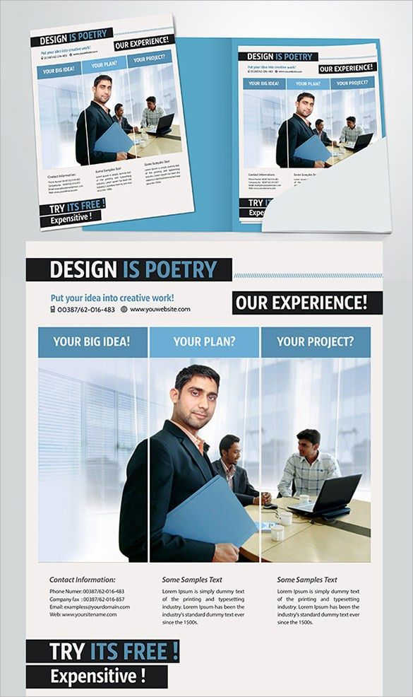 10+ Fabulous Free Business Flyer Templates | Free & Premium Templates
