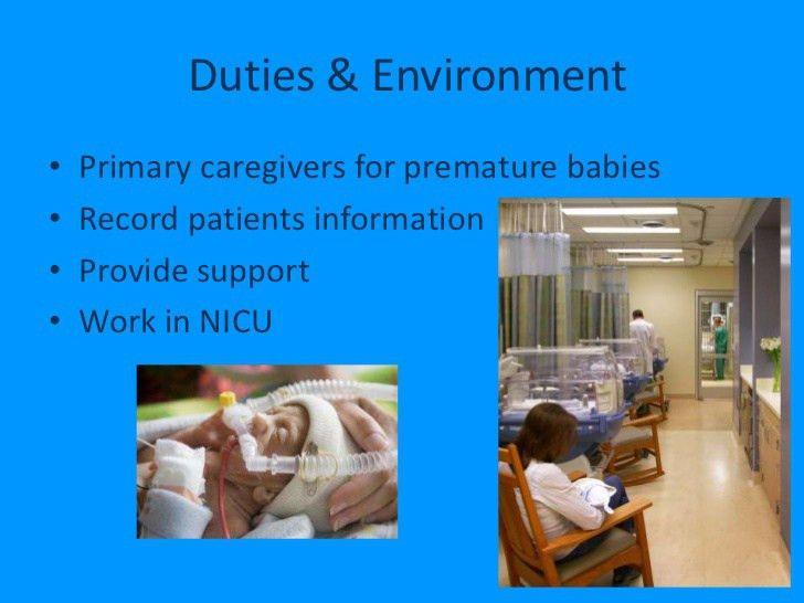 neonatal nurse job duties job description for a pediatric nurse ...