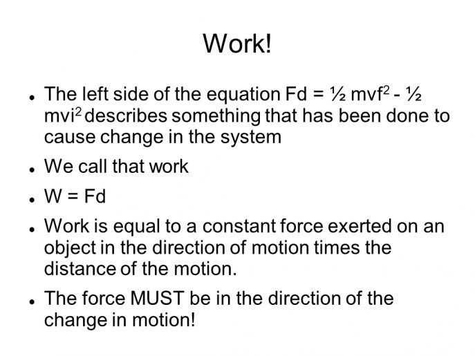Symbols : Likable Work And Power Equations Equation Examples ...
