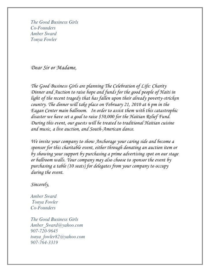 Sample business invitation letter 9 download free documents in invitation letter format for event futureclimfo stopboris Choice Image