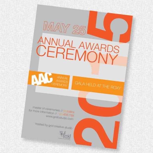 15+ Award Ceremony Invitation Templates - Printable PSD, AI ...