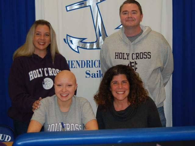 Hendrick Hudson Swimmer Inks National Letter of Intent | Cortlandt ...