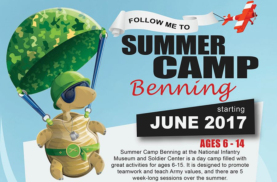 NIM Kids Summer Camp Benning - National Infantry Museum & Soldier ...