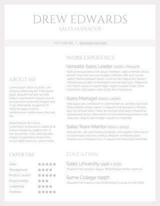 Architect Resume Samples (CV) Format For Freshers - Students ...