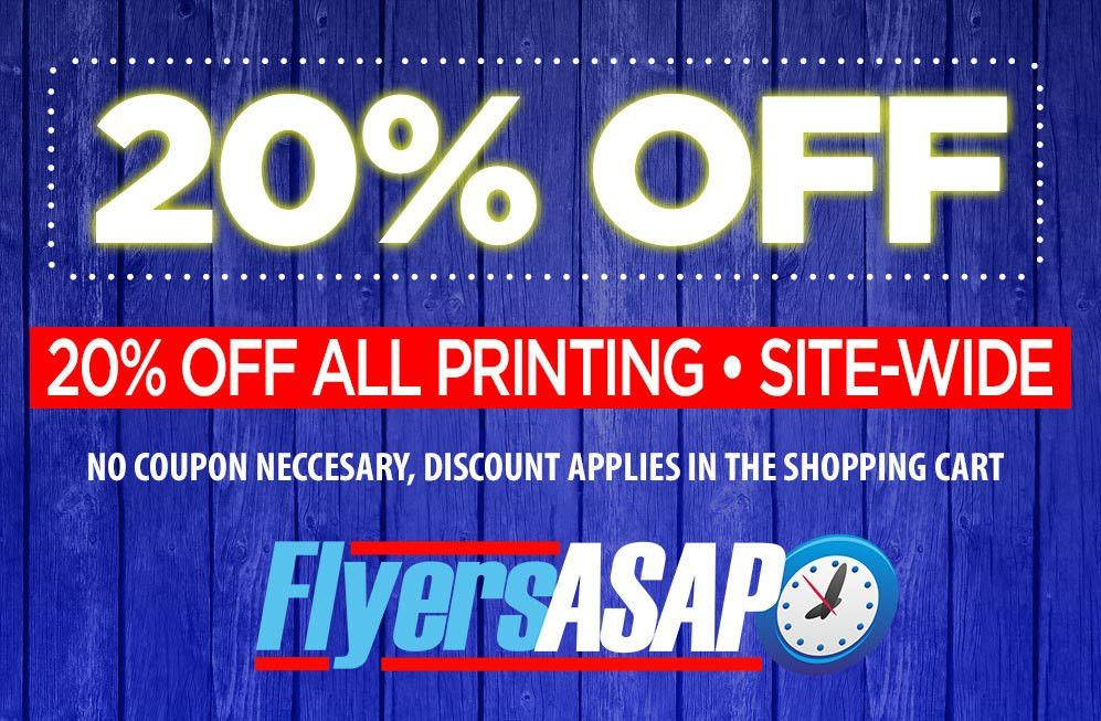 Flyers ASAP: Atlanta Flyer Printing - Same Day/Next Day - Flyers ...
