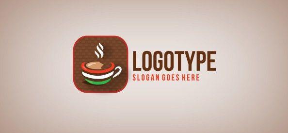 Cafe / Restaurant - Free Logo Design Templates