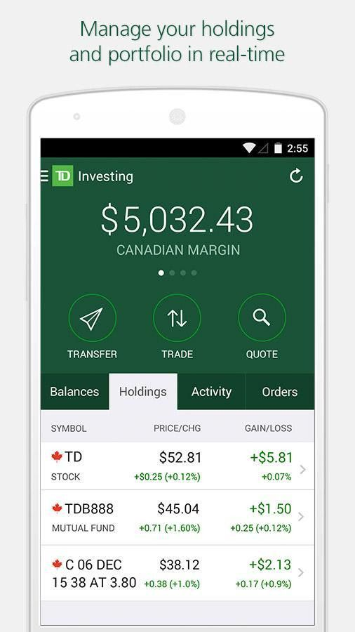 TD Canada - Android Apps on Google Play
