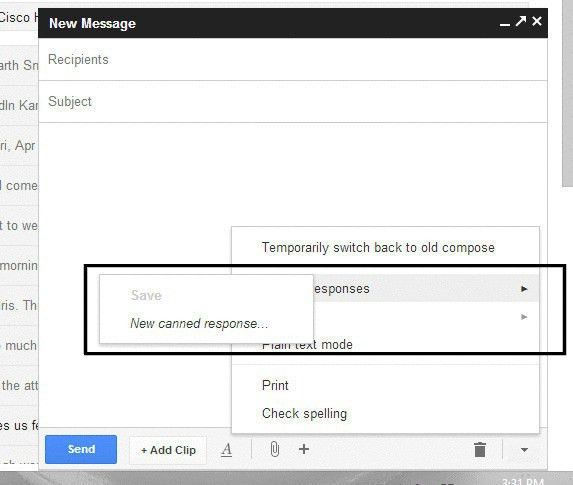 How to Set up Email Templates in Gmail - Flashissue Blog ...
