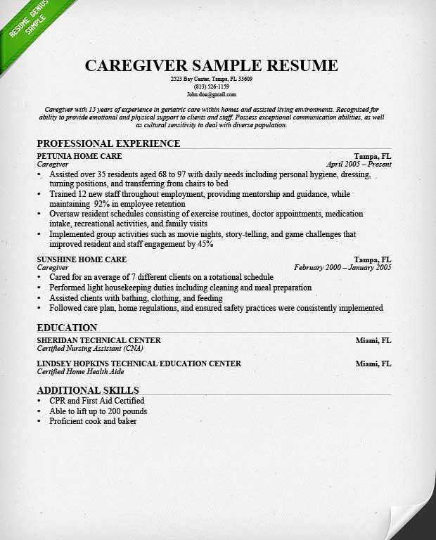 awesome ideas nanny resume examples 14 nanny resume sample writing - Nanny Resumes Samples