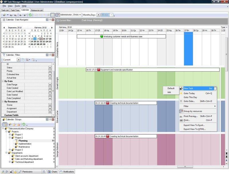 Project Management Duration
