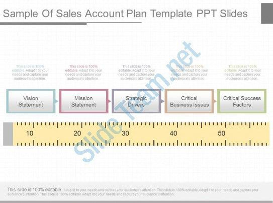 View Sample Of Sales Account Plan Template Ppt Slides | PowerPoint ...