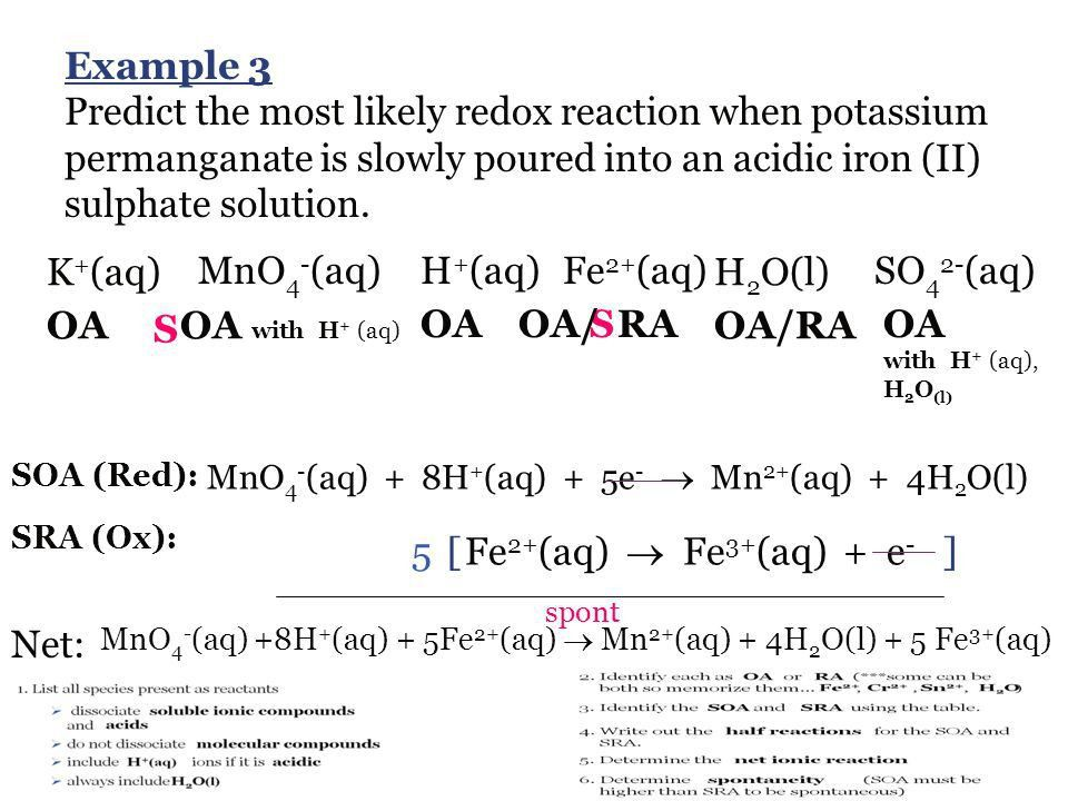 A. Redox Reactions – Crash course video - ppt download