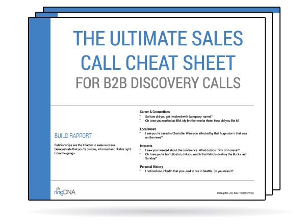 Here's How SDRs Sabotage Sales Discovery Calls