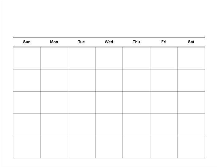 Schedule Planner Template Samples For Microsoft Word Documents ...