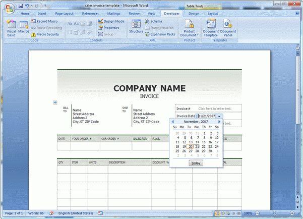 Download Building Work Invoice Template | rabitah.net