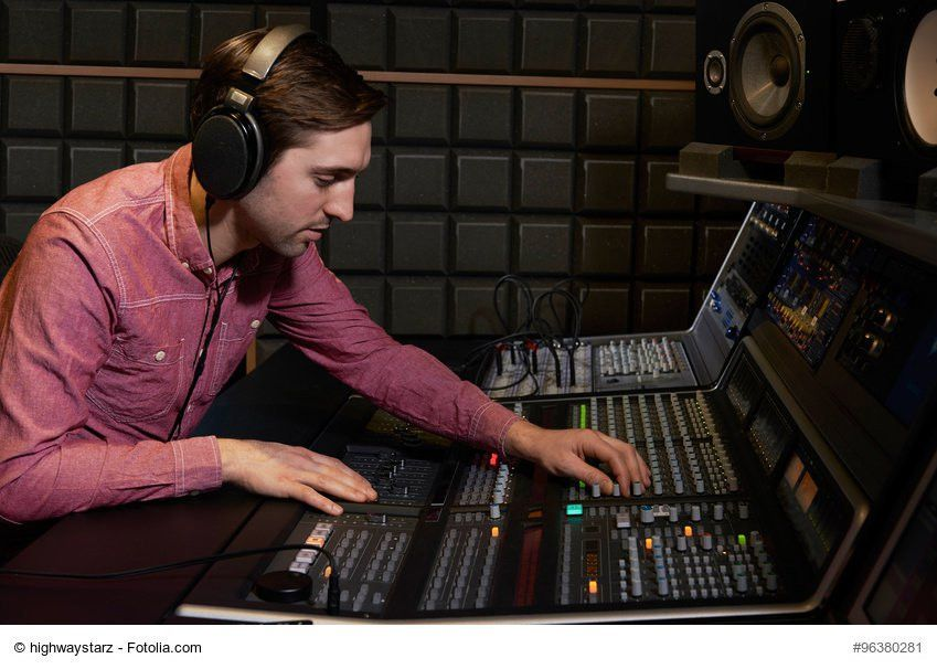 Become a Mastering Engineer | Job Description & Salary