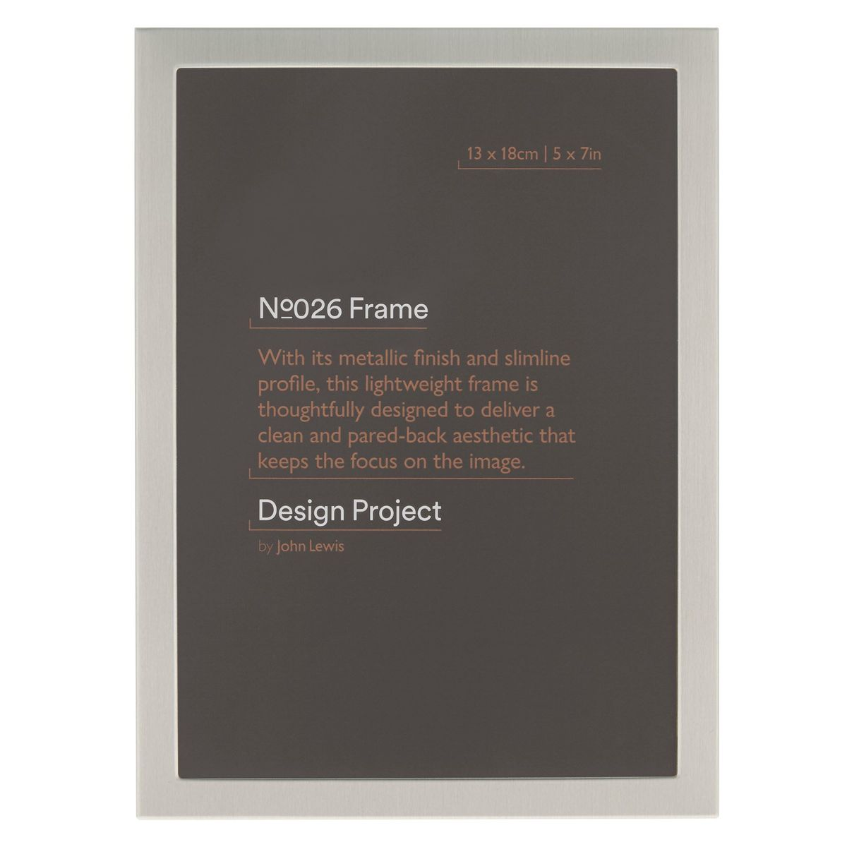 Design Project by John Lewis | Photo Frames | John Lewis