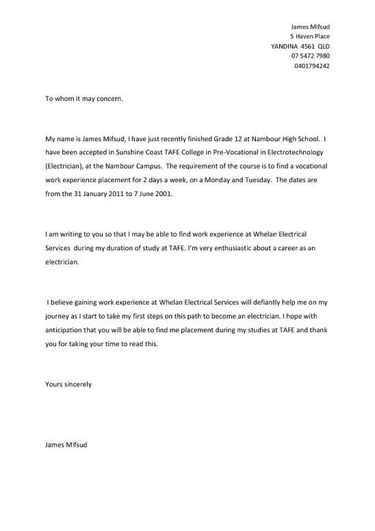 Enjoyable Inspiration Ideas Electrician Cover Letter 8 Maintenance ...