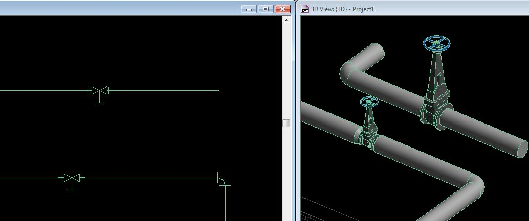 Gate Valves from Seek - Autodesk Community
