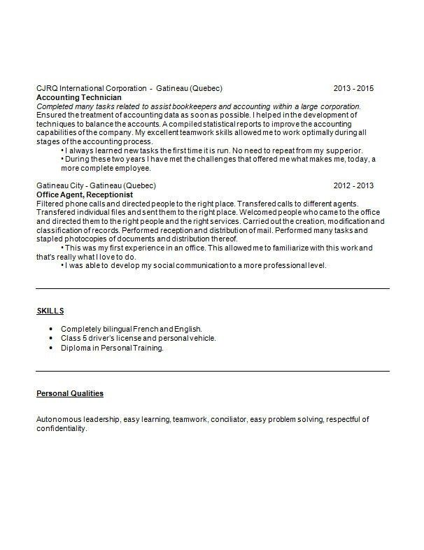 bookkeeping sample resume unforgettable bookkeeper resume