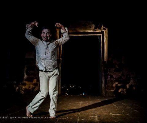 Rodrigo Calderon - PELEM FESTIVAL (Art Instalation/Performance ...