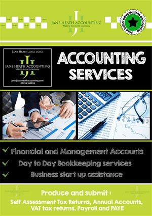 Accounting Flyer Design Galleries for Inspiration