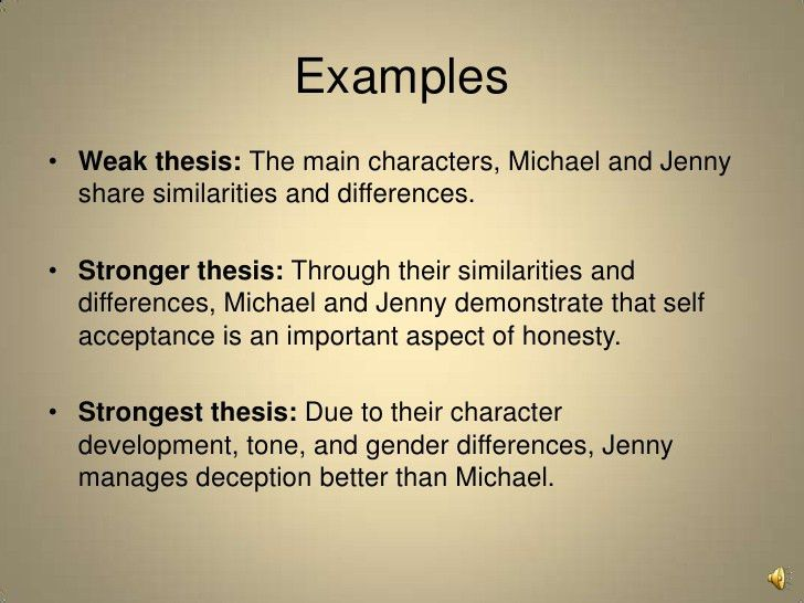 Compare and Contrast Analysis Writing