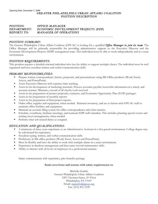Salary Requirements On A Resume | Samples Of Resumes