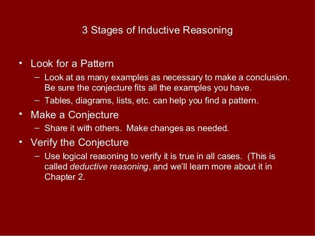 1 1 patterns and inductive reasoning lesson