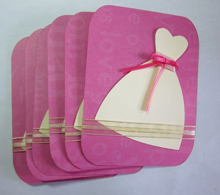 175 best dress card images on Pinterest | Dress card, Paper ...
