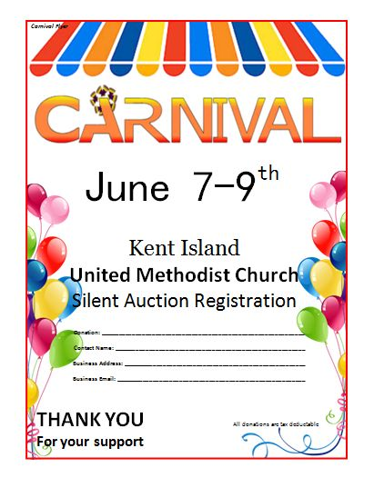 Carnival Flyer Template | Microsoft Word Templates
