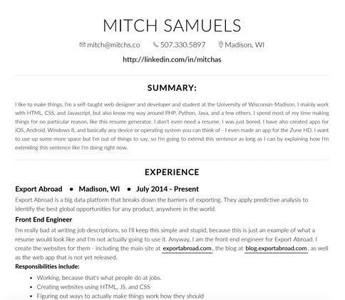 Best 25+ Free resume maker ideas on Pinterest | Online resume ...