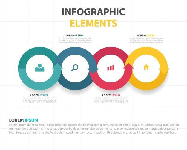 Business infographic template Vector | Free Download