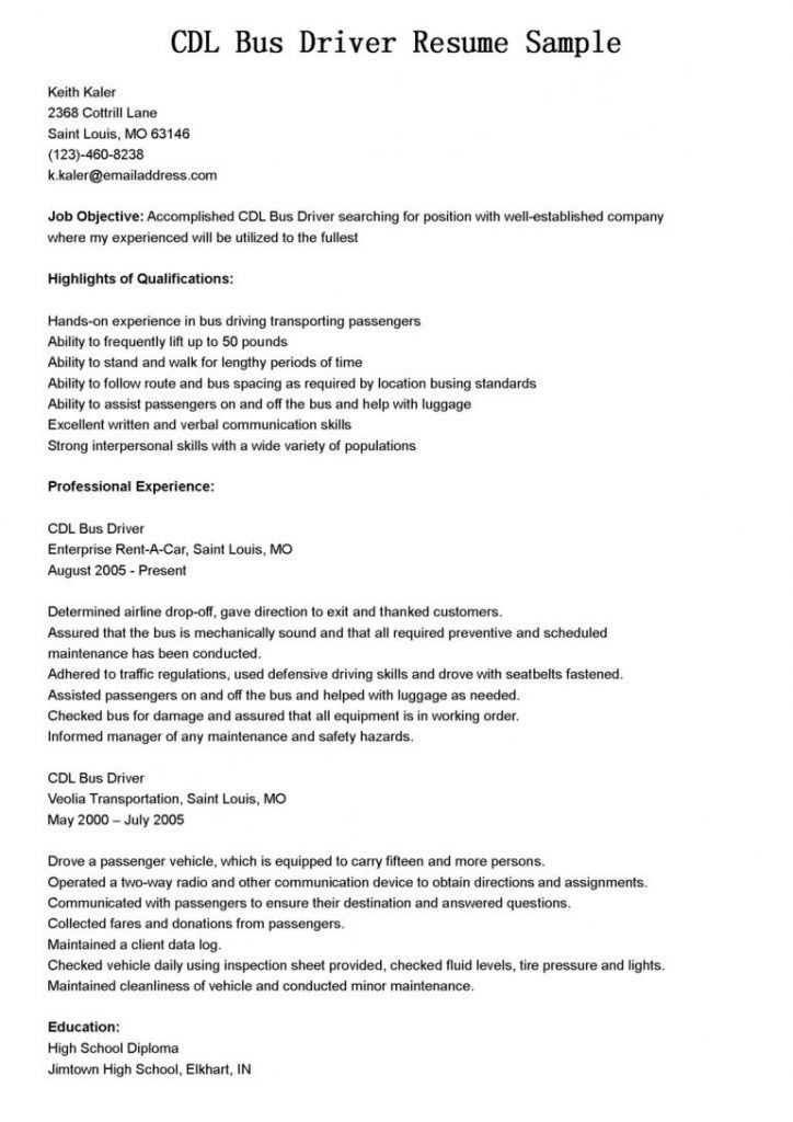 Sample Resume Courier Driver. Resume. Ixiplay Free Resume Samples