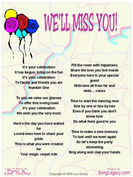 Marvellous Farewell Party Invitation Email Inside Modest Article ...