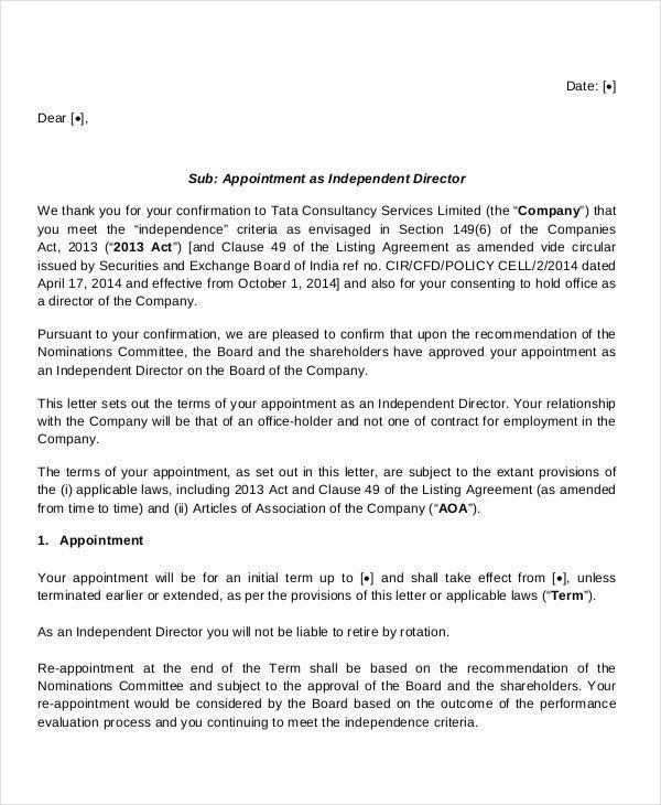 Letter To Shareholders Example [Template.billybullock.us ]