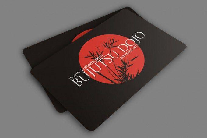 25+ Fascinating PSD Business Card Templates