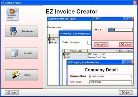 EZInvoice Creator: Create Free Invoices