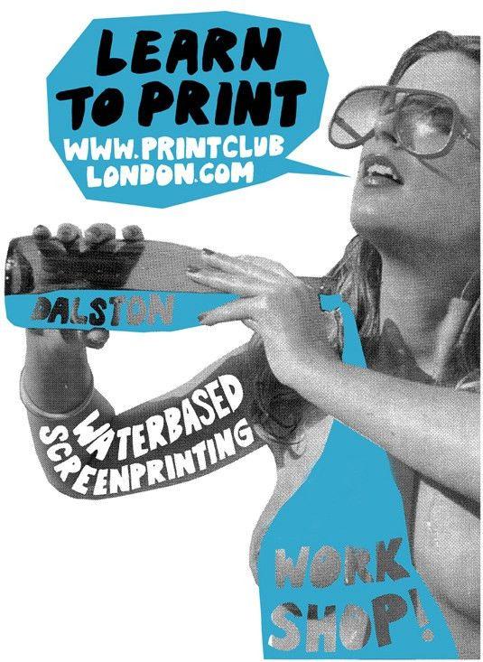 Beginners Workshop - Voucher | Print Club London
