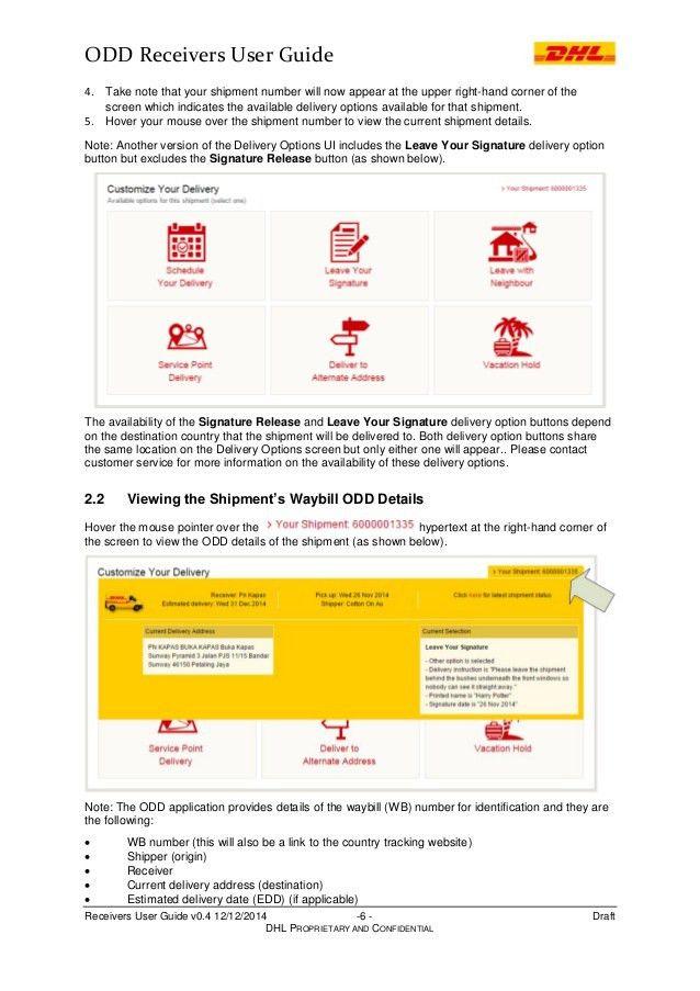 ODD Receivers User Guide v 0.4